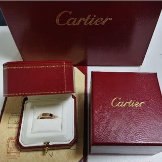 Cartier - 美品  Cartier リング  54