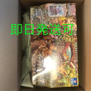 ポケモン(ポケモン)の新品【シュリンク付き】イーブイヒーローズ イーブイズセット(Box/デッキ/パック)