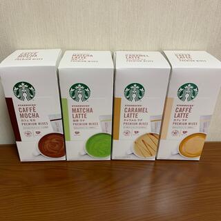 Starbucks Coffee - スターバックス プレミアムミックス4種類