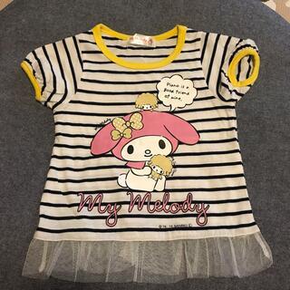 サンリオ(サンリオ)のマイメロディ Tシャツ 80(Tシャツ)
