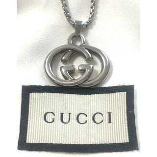 Gucci - GUCCI インターロッキングチャーム