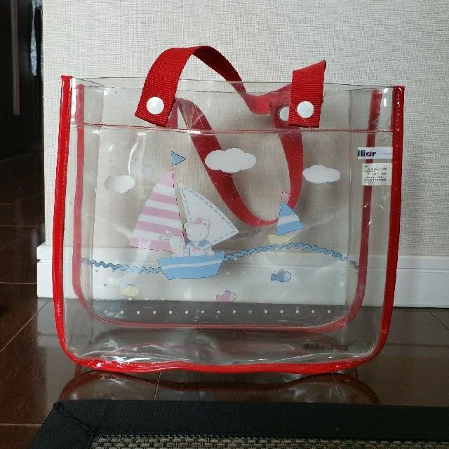 familiar(ファミリア)のfamiliar プールバック キッズ/ベビー/マタニティのこども用バッグ(レッスンバッグ)の商品写真