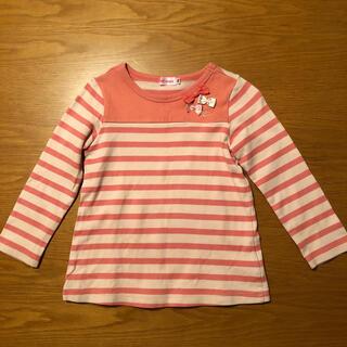 ミキハウス(mikihouse)のミキハウス 100 長袖 中古品(Tシャツ/カットソー)