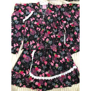 浴衣ドレス(浴衣帯)