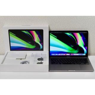 Apple - M1 MacBookPro 13 MYD92J/A アップルケア+