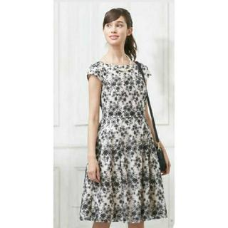 トッカ(TOCCA)のTOCCA MOONLIGHT FRAGRANCE ドレス(ひざ丈ワンピース)