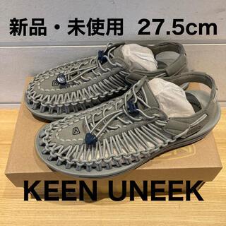 キーン(KEEN)のUNEEK  27.5cm【新品・未使用】(サンダル)