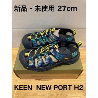キーン(KEEN)のNEWPORT H2  27.0cm【新品・未使用】(サンダル)