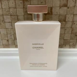 CHANEL - シャネル ガブリエル ボディエマルジョン ボディクリーム 200ml
