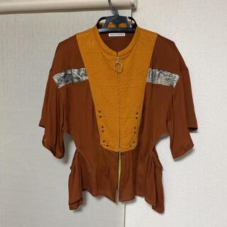 トーガ(TOGA)のAKANE UTSUNOMIYA(シャツ/ブラウス(半袖/袖なし))