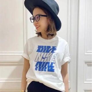 ドゥーズィエムクラス(DEUXIEME CLASSE)の  NIKE Tシャツ 新品タグ付き(Tシャツ(半袖/袖なし))