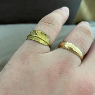 ゴローズ(goro's)のフェザーピンキーリング(リング(指輪))