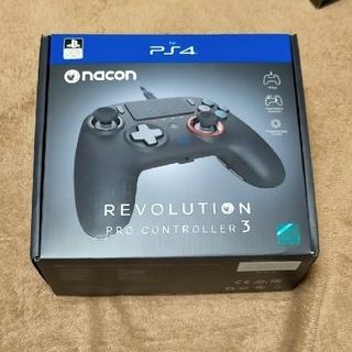 PlayStation4 - Nacon Revolution Pro Controller 3 ナコンPS4