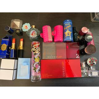 シャネル(CHANEL)のお得!メイク道具など 17点セット 香水&アイシャドウ&カーラー&リップ&ブラシ(香水(女性用))