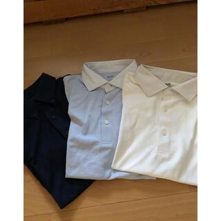 ユニクロ(UNIQLO)のユニクロ メンズポロシャツ M(ポロシャツ)