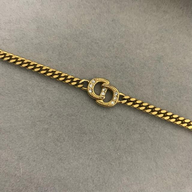 Christian Dior(クリスチャンディオール)のnnnnna様✧︎23日までお取り置き商品(*ฅ́˘ฅ̀*)♡ レディースのアクセサリー(ブレスレット/バングル)の商品写真