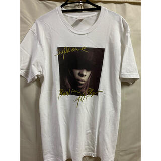 Supreme - supreme Mary j blige tシャツ