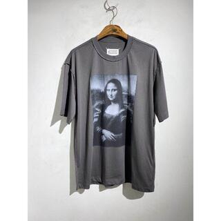 Maison Margiela モナリザ プリント Tシャツ