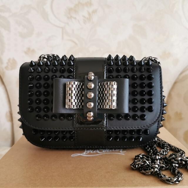 Christian Louboutin(クリスチャンルブタン)のクリスチャンルブタン スウィートチャリティ レディースのバッグ(ショルダーバッグ)の商品写真