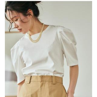 snidel - 新品♡Stylevoice for xxx パフスリーブTシャツ