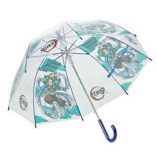 鬼滅の刃 傘 ジャンプ式 ビニール傘 55cm(傘)