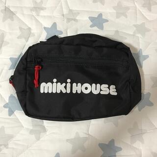 ミキハウス(mikihouse)のミキハウス MIKIHOUSE ウエストポーチ カバン バッグ ポシェット(ポシェット)