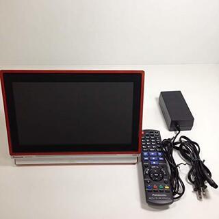 パナソニック(Panasonic)のパナソニック 10V型 液晶 テレビ DMP-BV200-R(テレビ)