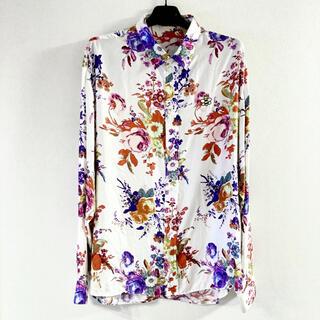 Dior - Dior homme × Kaws 19ss シルクシャツ
