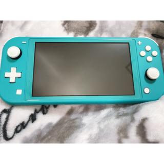 ニンテンドースイッチ(Nintendo Switch)の任天堂 SwitchLight コントローラーセット(家庭用ゲーム機本体)