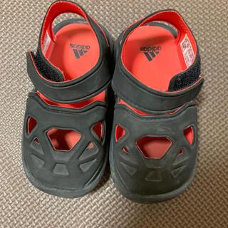 adidas - アディダス  ベビー スポーツサンダル  14センチ