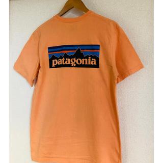 パタゴニア(patagonia)のパタゴニア PATAGONIA P-6ロゴ・レスポンシビリティー Tシャツ M(Tシャツ/カットソー(半袖/袖なし))