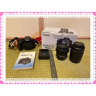 Canon - Canon EOS KISS X4