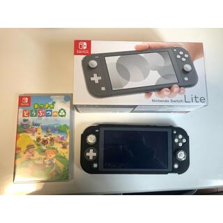 Nintendo Switch - スイッチライト本体
