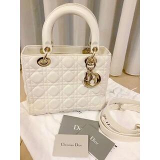 Christian Dior - Dior レディディオール ホワイト