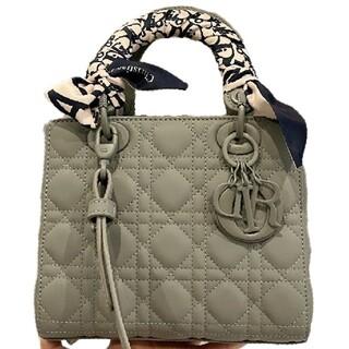 Christian Dior - Christian diorグレーのハンドバッグ#28