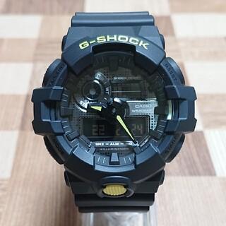 ジーショック(G-SHOCK)の美品【CASIO/G-SHOCK】デジアナ メンズ腕時計 GA-700DC(腕時計(デジタル))