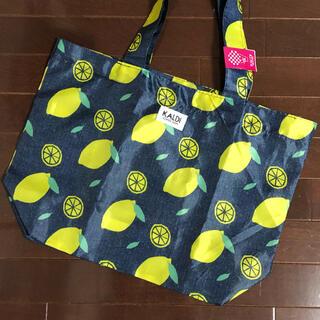 KALDI - ★数量限定★ カルディ レモンバッグ エコバッグ トートバッグ