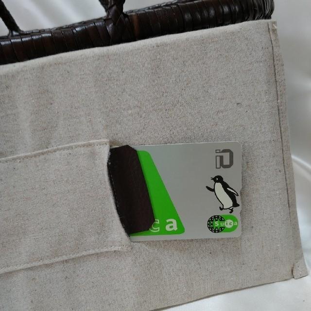 DRAGON(ドラゴン)のドラゴンディフュージョン中敷き レディースのバッグ(かごバッグ/ストローバッグ)の商品写真
