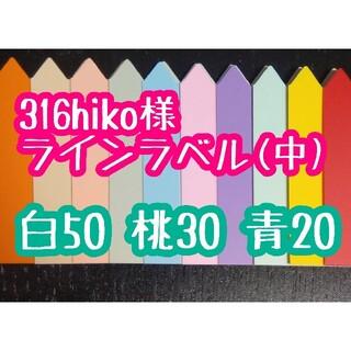 316hiko様 ラインラベル(その他)