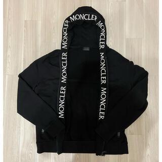 モンクレール(MONCLER)の[極美品]モンクレール  パーカー モンクラー ブラック XXL(パーカー)