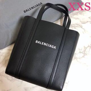 バレンシアガ(Balenciaga)の新品★ バレンシアガ エブリデイトートバッグXXS ブラック(トートバッグ)