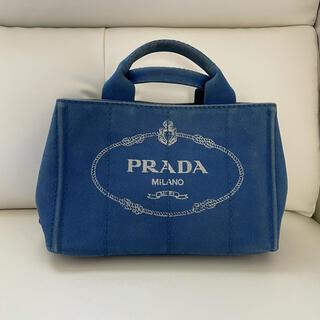 PRADA - PRADA プラダ カナパ PM ハンドバッグ