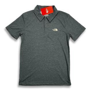 ザノースフェイス(THE NORTH FACE)のノースフェイス「新品正規品タグ付き」海外限定Plaitedポロシャツ(ポロシャツ)