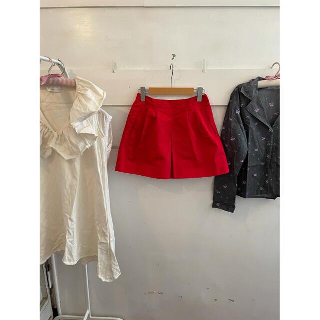 PRADA(プラダ)の最終価格💄PRADA circle skirt. レディースのスカート(ミニスカート)の商品写真