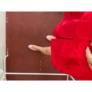 PRADA - 最終価格💄PRADA circle skirt.