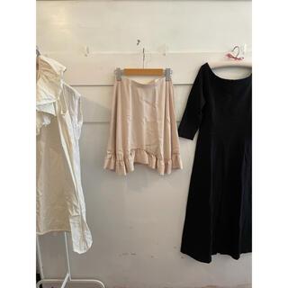 Chloe - 最終価格🤍🤍Chloé frill skirt.