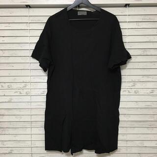 ヨウジヤマモト(Yohji Yamamoto)のYohjiyamamoto POUR HOMME  半袖カットソー(Tシャツ/カットソー(半袖/袖なし))
