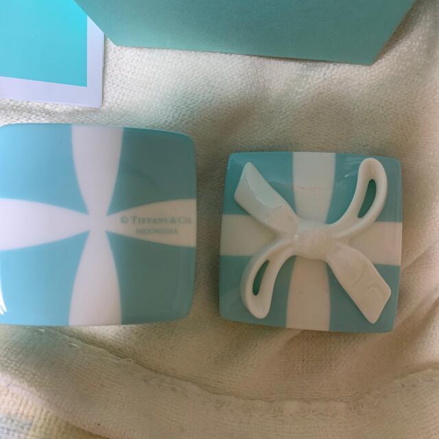 Tiffany & Co.(ティファニー)のティファニーの小物入れ インテリア/住まい/日用品のインテリア小物(小物入れ)の商品写真