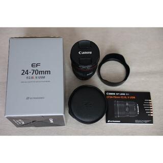 Canon - Canon キヤノン EF24-70mm F2.8 L Ⅱ USM