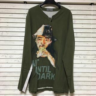 ヨウジヤマモト(Yohji Yamamoto)の 17SS Yohjiyamamoto POUR HOMME   長袖カットソー(Tシャツ/カットソー(七分/長袖))